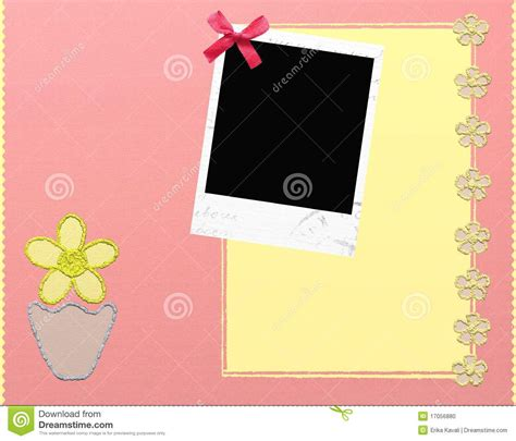 cute photo frames stock photo image