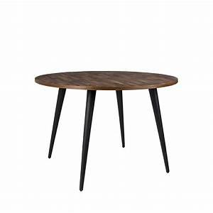 Table A Manger Jardin : table manger ronde en teck recycl mo 110 ~ Melissatoandfro.com Idées de Décoration