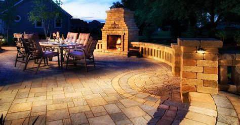 Designs with Patio Pavers, Paving Stones, Brick Pavers