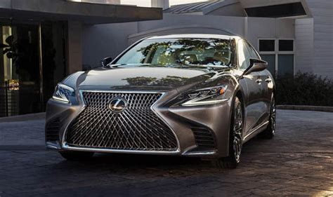 Lexus Ls 2018 Luxury Sports Sedan Is Flagship For Japanese