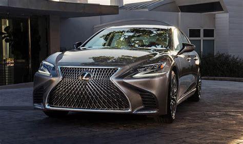 Lexus Ls 2018 Luxury Sports Sedan Is Flagship For Japanese