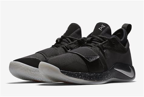 Nike Pg 2.5 Black Pure Platinum Anthracite Release Date