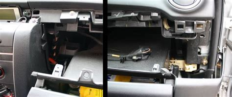Fuse Box For Kit Cabin by Changing The Cabin Air Filter On A Mazda3