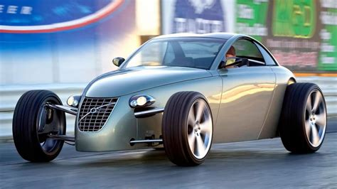 tgs guide  concepts  volvo  roadster hot rod