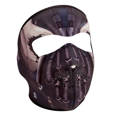 Bane Neoprene Ski Mask Full Face