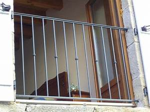 Garde Corps Porte Fenetre : la forge de taranis escaliers rampes gardes corps ~ Dailycaller-alerts.com Idées de Décoration