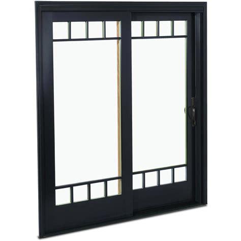 sliding exterior doors marvin doors