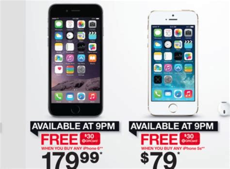 target black friday deals apple iphone 6 air 2