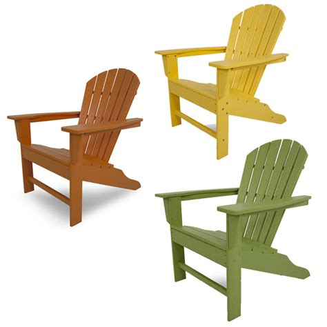 Polywood South Adirondack Rocking Chair by Polywood South Adirondack Chair Adirondack Chairs