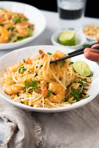 Keto Thai Pad Paleo Noodles Shirataki Recipes