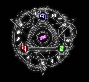 Eternal Darkness symbols of the gods | Gammer Girl ...
