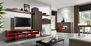 Lcd tv cabinet designs furniture designs al habib for Modern cabinets for living room