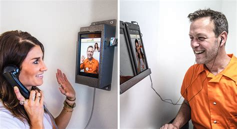 Innovative Video Visitation System Helps Inmates at the ...