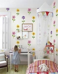 Aus Einem Zimmer Zwei Kinderzimmer Machen : wanddeko kinderzimmer wie eine wand ein ganzes zimmer ~ Lizthompson.info Haus und Dekorationen