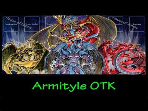 ygopro armityle the chaos phantom otk youtube