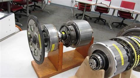 Electric Motor by Hybrid Electric Motor Magnetic Field Strength