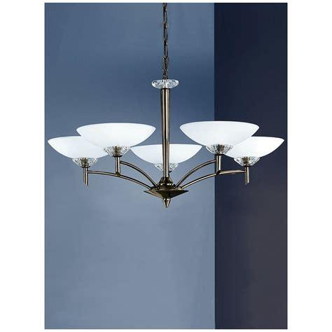 franklite fizz 5 light ceiling light