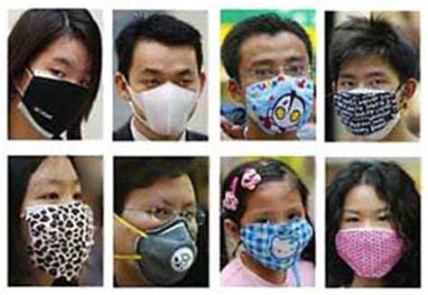 common   people wearing surgical masks