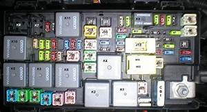 Jeep Wrangler  Jk  - Fuse Box Diagram