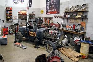 Pin De Javier Tejada En Garage