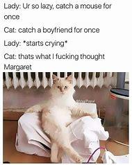 Crying Cat Lady Meme