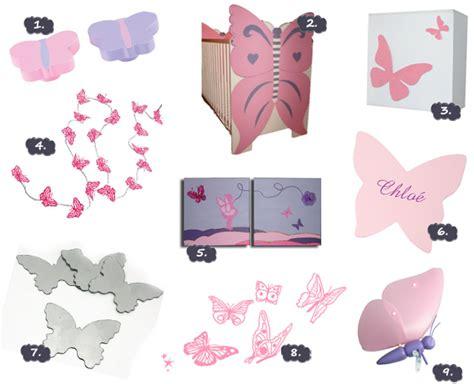 chambre bébé papillon chambre bebe papillon idées de décoration et de mobilier