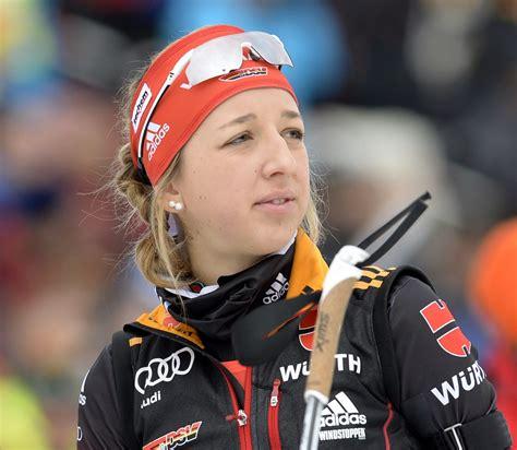Franziska preuß wurde am 11. PREUSS Franziska - Biathlon