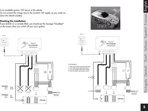 parrot ck3200 wiring diagram volovets info