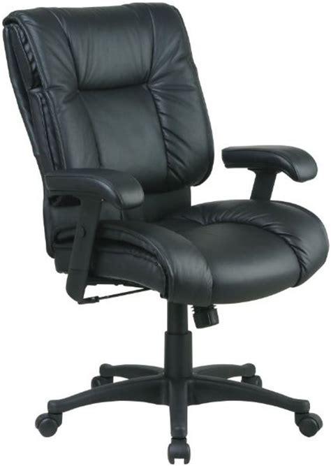 office ex9381 3 model ex9381 black work leather mid