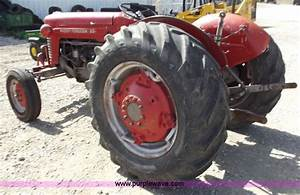 Owners Manual For 2606 Massey Ferguson Tractor