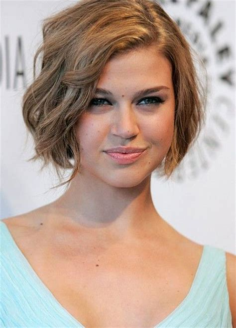 short and wavy hairstyles short hairstyles 2017 2018