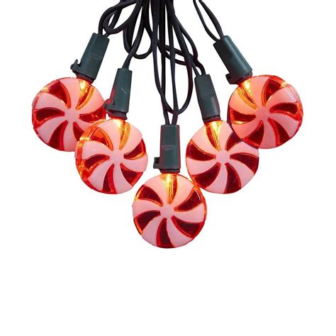 peppermint christmas string lights christmas wikii