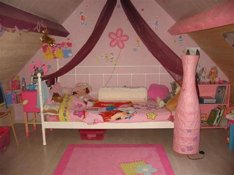 chambre fille princesse chambre princesse