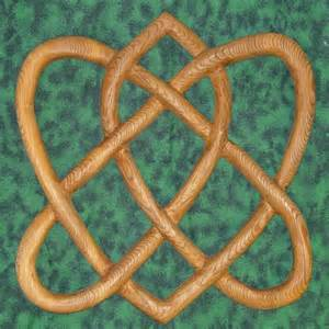 Eternal Love Celtic Heart Knot