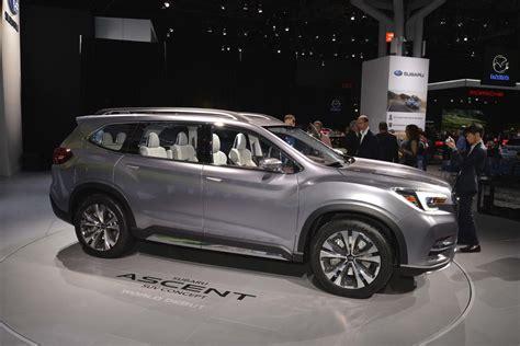 Novita Subaru 2019 by Production 2019 Subaru Ascent Will Go On Sale In 2018