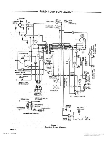 Volt Alternator Wiring Schematic Free Diagram