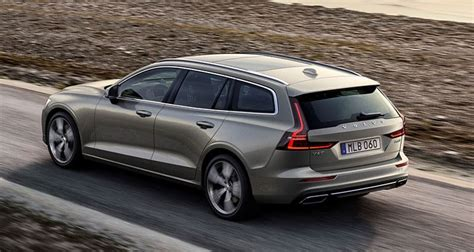 2019 Volvo Wagon by 2019 Volvo V60 Wagon Delivers Style And Safety Consumer