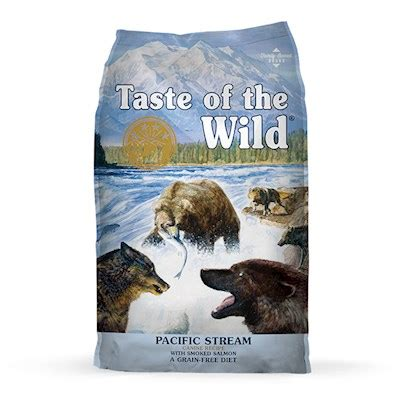 taste   wild pacific stream  natural dry dog food