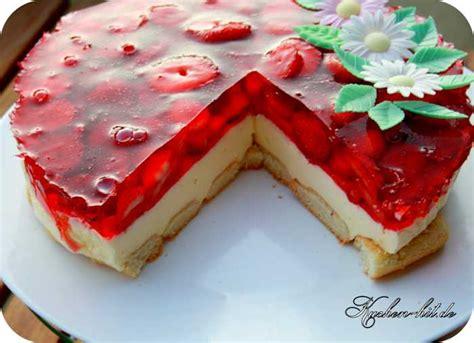 Kuchen Ohne Backen Erdbeeren