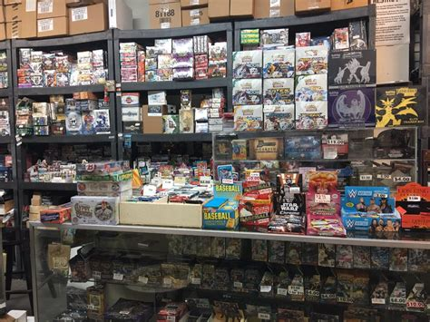 Panini football trading cards, hobby boxes, autographed cards and jerseys! Paula's Sports Cards Etc - 20 Reviews - Hobby Shops - 1231 Wilder Ave, Makiki, Honolulu, HI ...