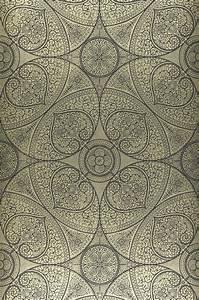 Tapete Geometrische Muster : tapete kassandra schwarz gold tapeten der 70er ~ Sanjose-hotels-ca.com Haus und Dekorationen