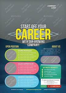 Corporate Cover Letters Job Vacancy Flyer By Shamcanggih Graphicriver