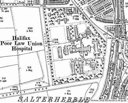 Halifax Workhouse Yorkshire Water Health