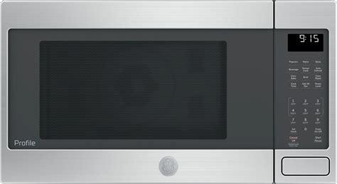 ge profile  cu ft countertop convectionmicrowave oven peb friedmans appliance
