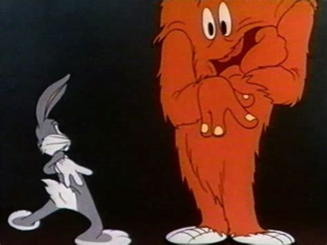 Gossamer. Cartoons The Way They Should Be