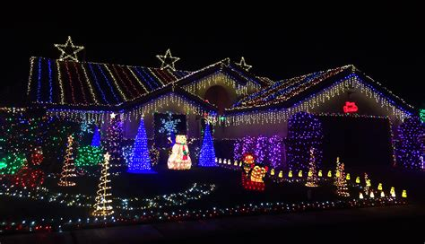 a list the best lights in st george 2015 st