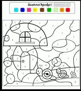 coloriages magiques imprimer jeux de coloriage magique cp ce1 ce2 maternelle coloriages