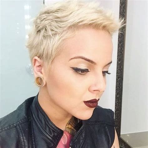Spiky Pixie Hairstyles by 60 Pixie Haircuts Femininity And Practicality