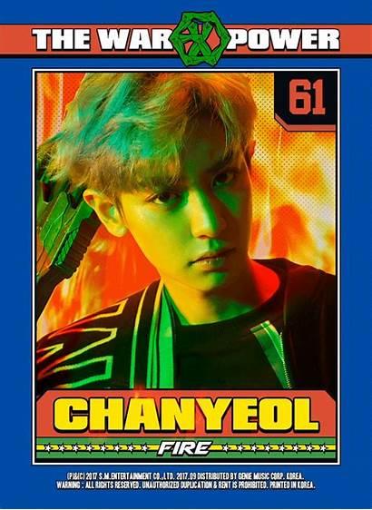 Exo Chanyeol Soompi Album Power Teasers Individual