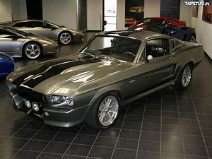 """Eleanor Shelby GT500 Ford Mustang """"Gone in 60 Seconds"""" NO Car NO Fun! Muscle Cars and Power Cars ..."""
